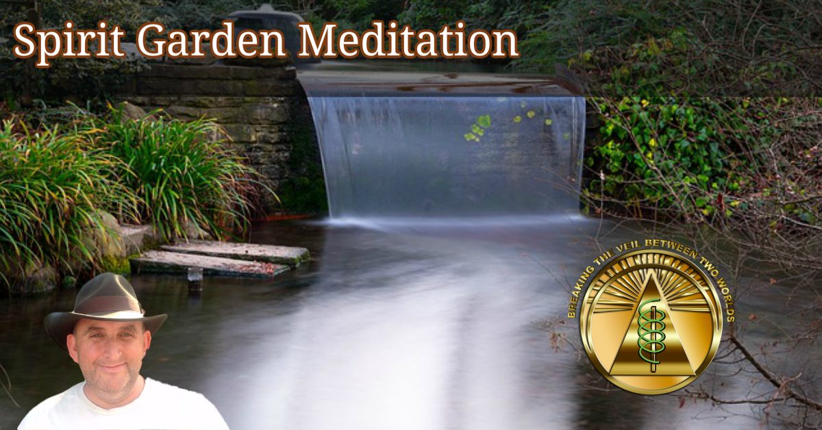 Afterlife Meditations SpiritGardenMeditation